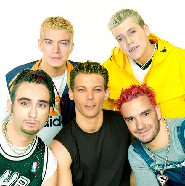 One Direction as NYSNC