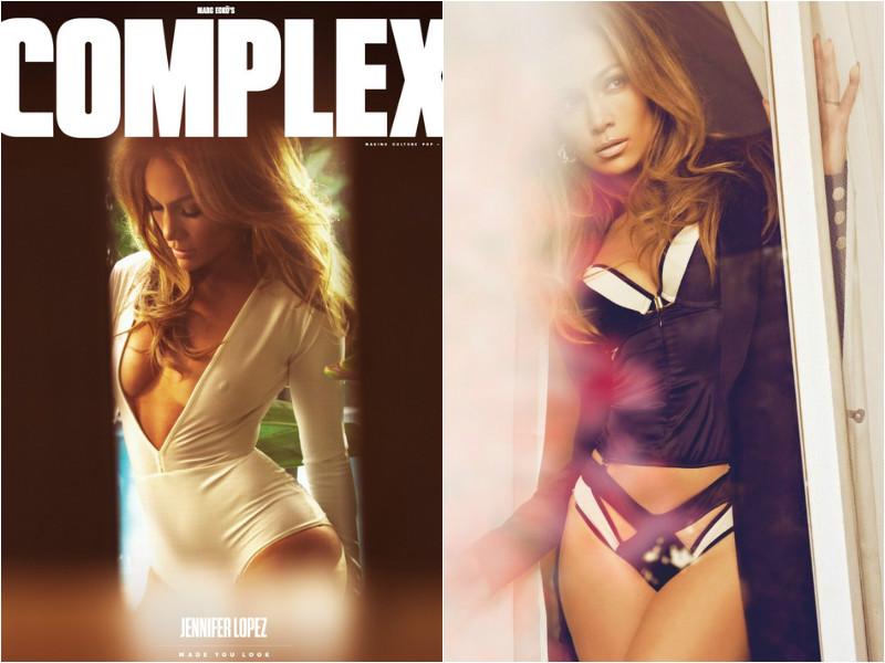 Дженнифер Лопес - Complex