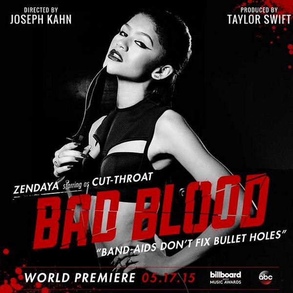 Bad Blood: Зендая