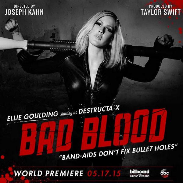 Bad Blood: Элли Голдинг