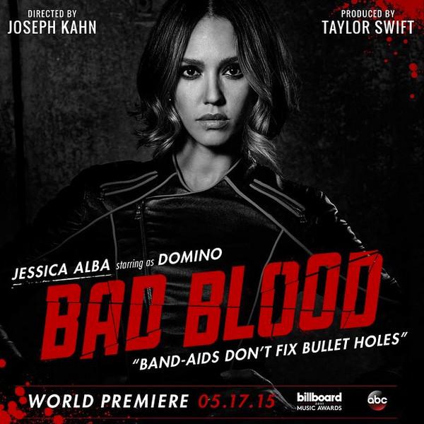 Bad Blood: Джессика Альба