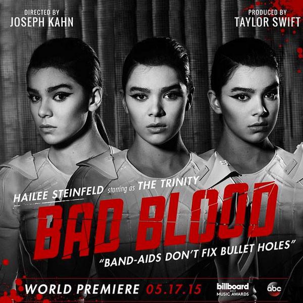 Bad Blood: Хейли Стейнфилд