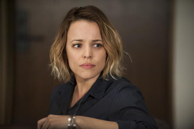 Рэйчел МакАдамс в «Настоящем детективе»