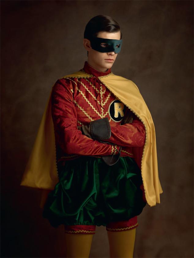 389501f6ecac Как выглядели бы супергерои в эпоху Средневековья