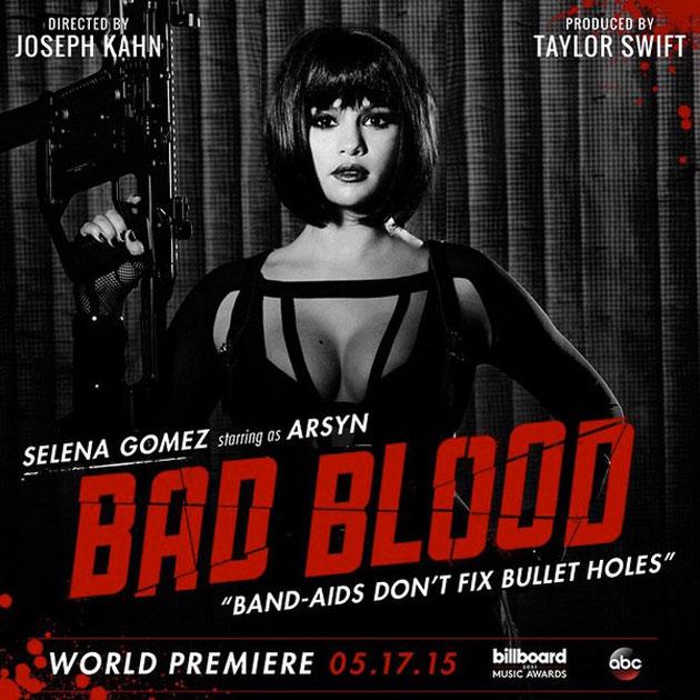 Bad Blood: Селена Гомес