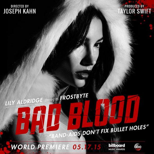 Bad Blood: Лили Олдридж