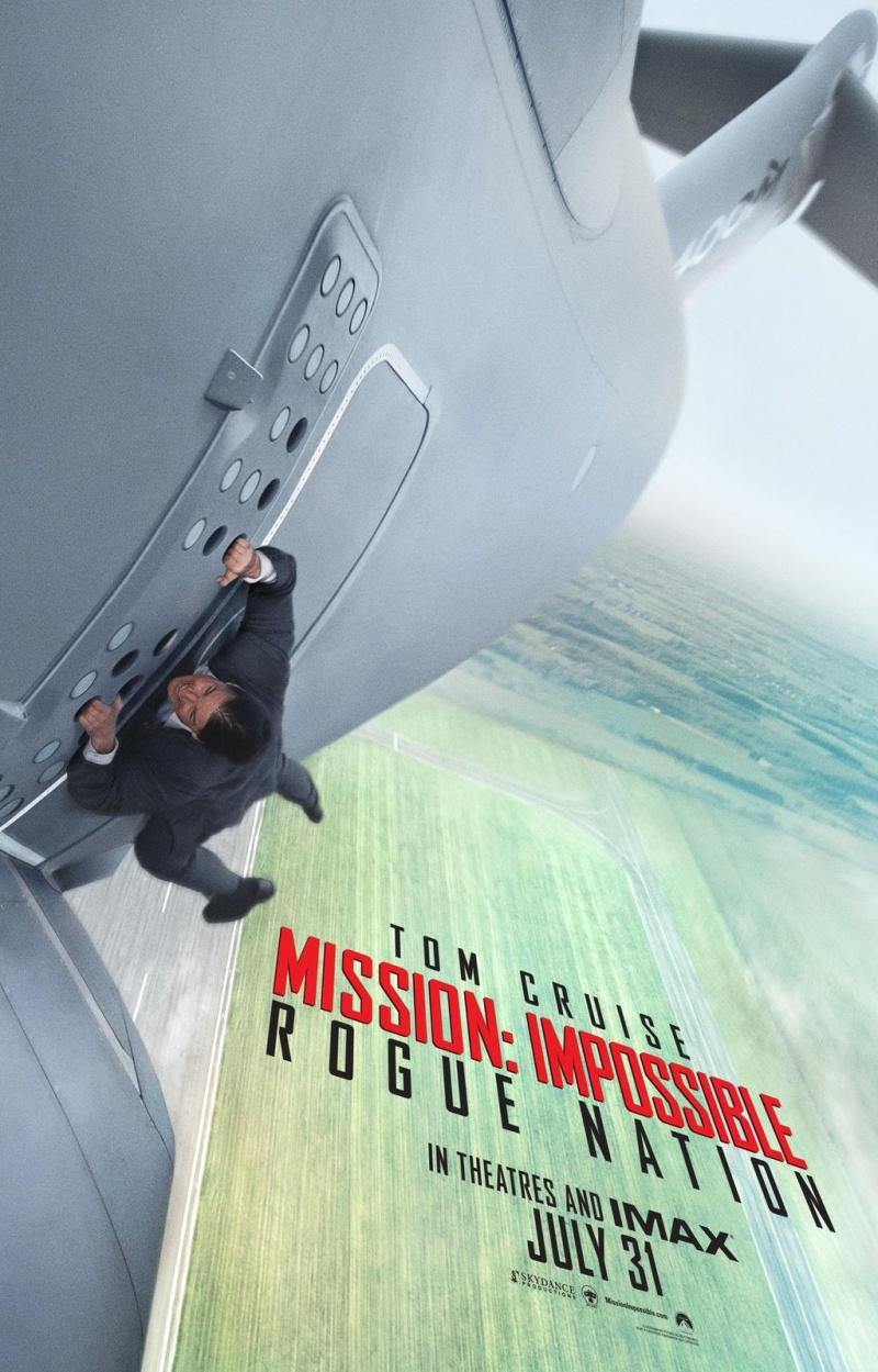 Миссия невыполнима - 5