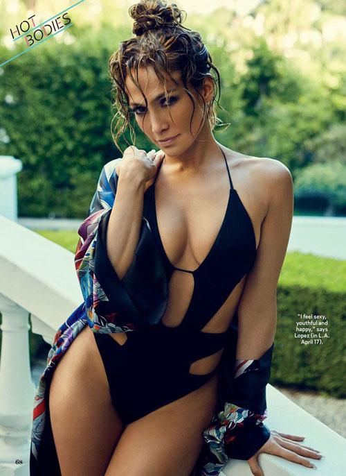 Дженнифер Лопес - Us Weekly 2015