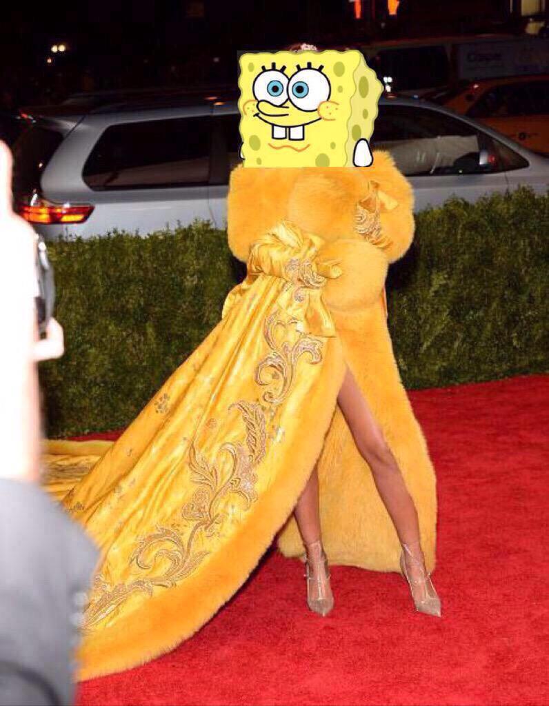 Платье Рианны