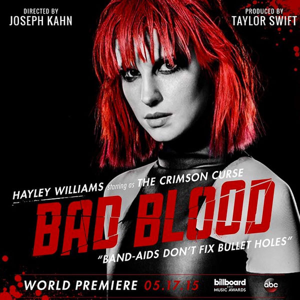 Bad Blood: Хейли Уильямс (Paramore)