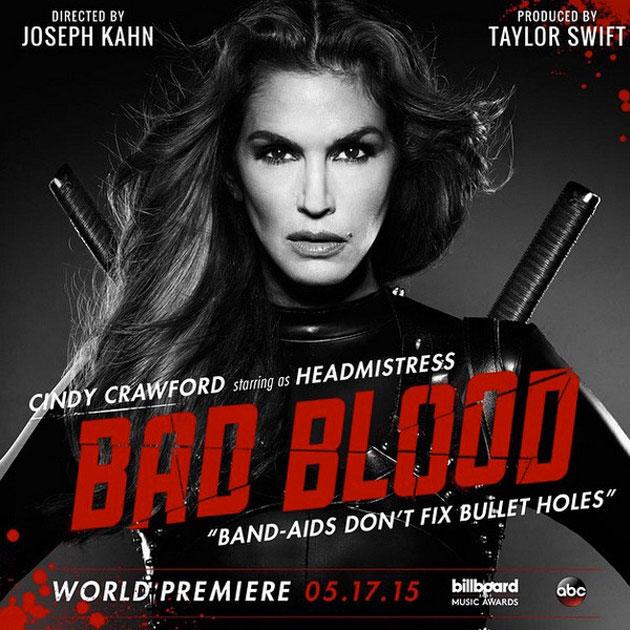 Bad Blood: Синди Кроуфорд
