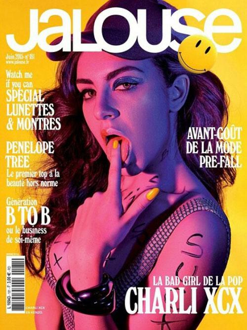 Чарли XCX Jalouse 2015