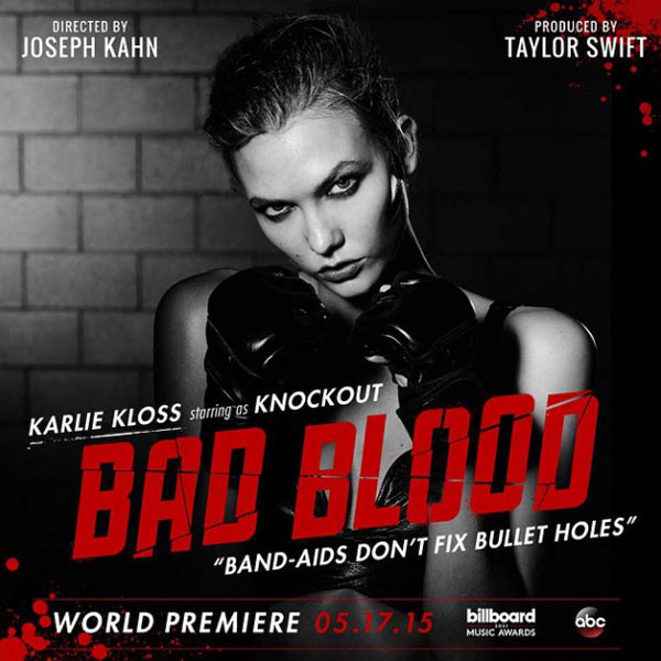 Bad Blood: Карли Клосс