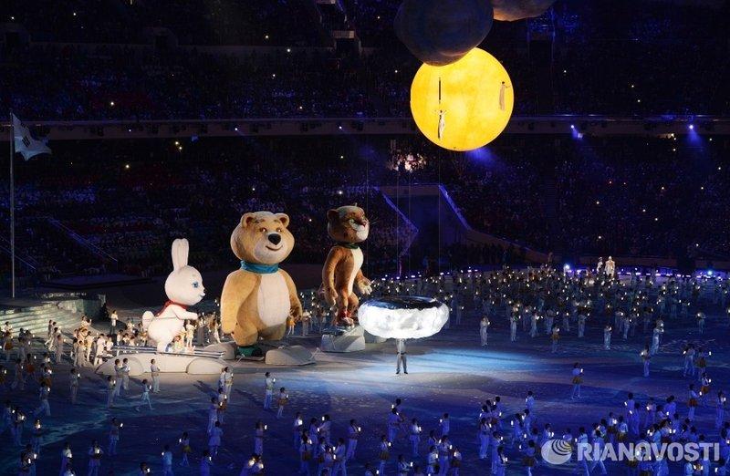 Рассказ олимпийский мишка 15 фотография