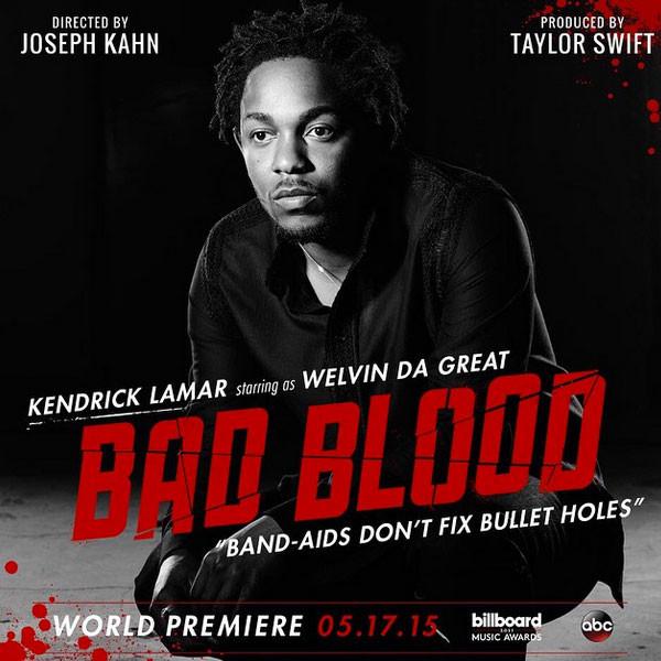Bad Blood: Кендрик Ламар