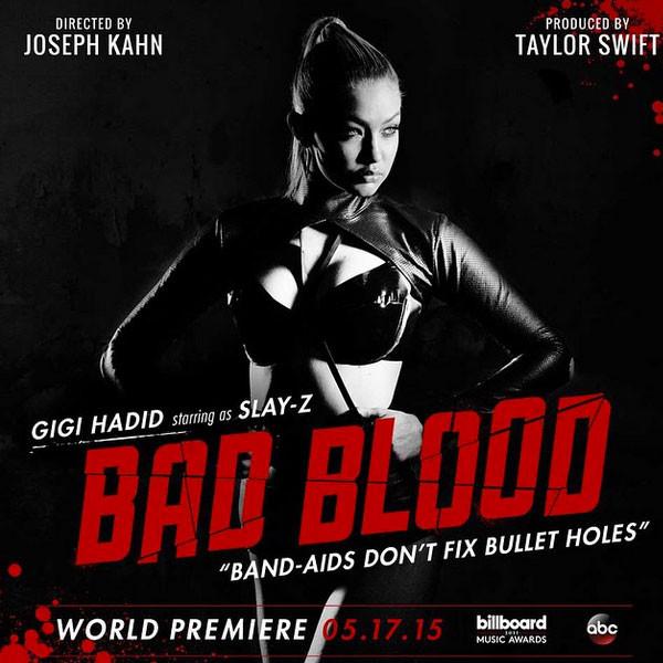Bad Blood: Джиджи Хадид