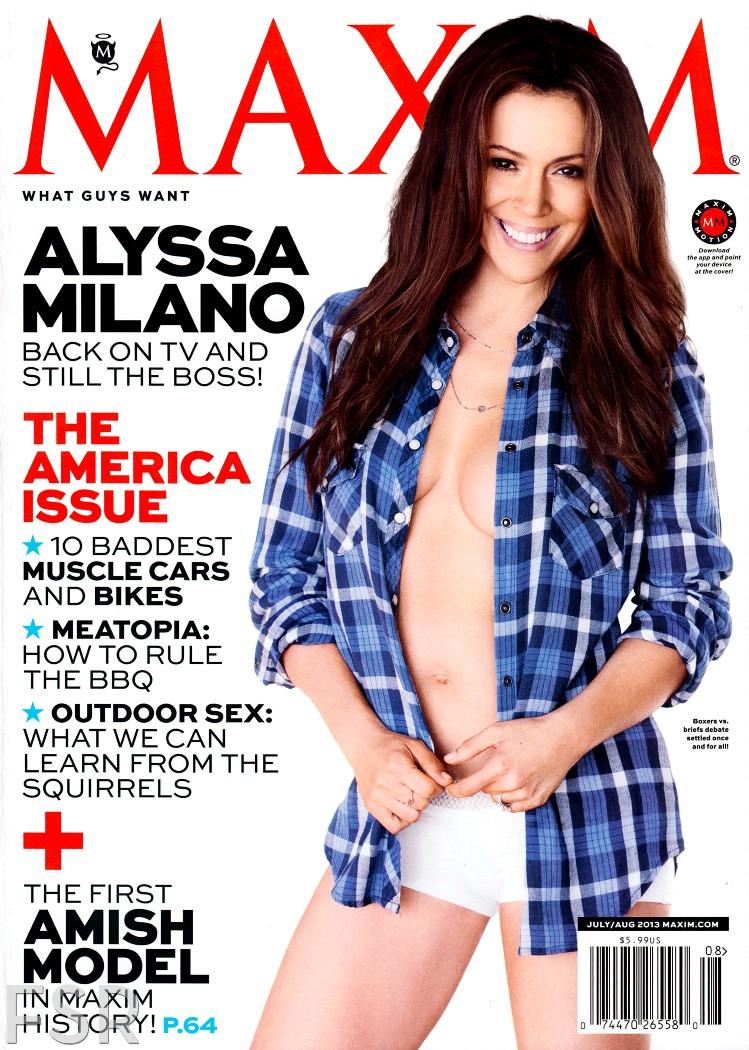 Alyssa milano nackt sexy movies