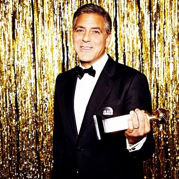 Золотой глобус: Джордж Клуни